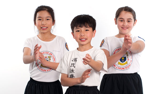 Kids' Kung Fu Classes
