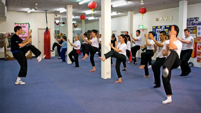 Wing Chun classes in Sydney and NSW