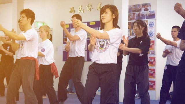 Women's Martial Arts
