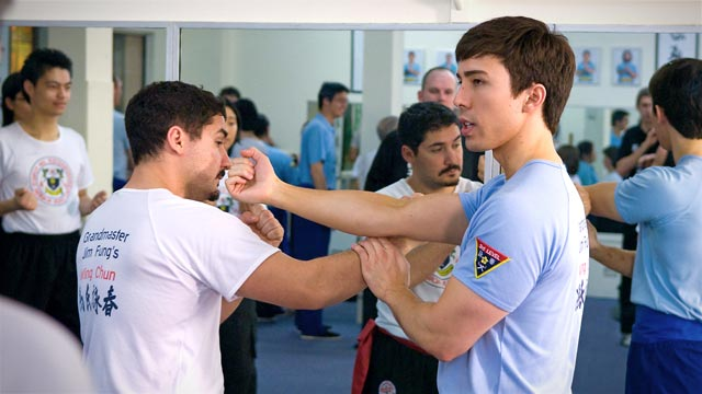 About the International Wing Chun Academy